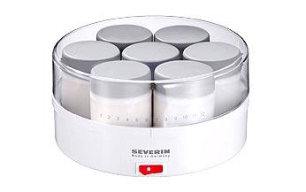 Avis yaourtière Severin 7 pots