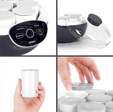 Fonctionnement yaourtière Duronic